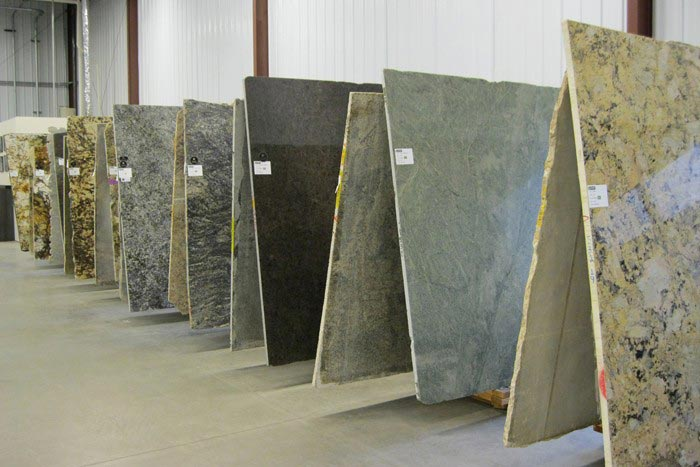 Beautiful Northern Stone Fargo Granite