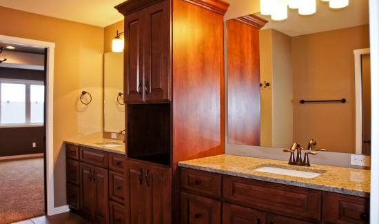 Granite Bathroom Counter Tops