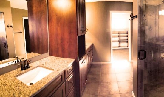 Granite Bathroom Counter Top