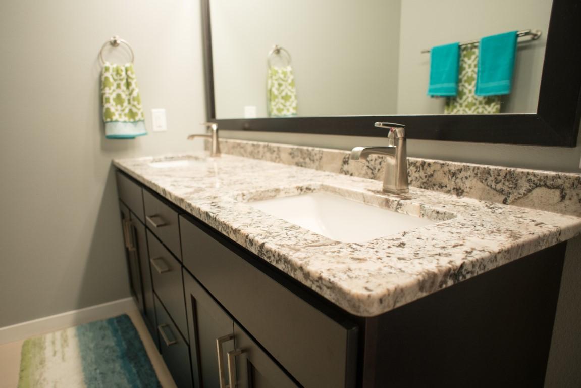 Bathroom Photos Gallery granite & quartz gallery | northern stone fargo-bismarck nd